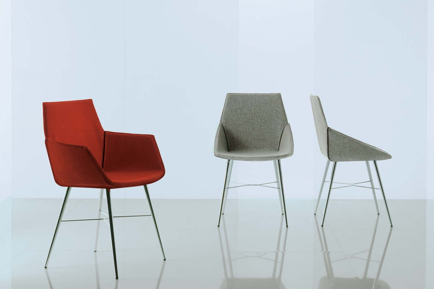Seltz Chair by Jehs + Laub for Acerbis
