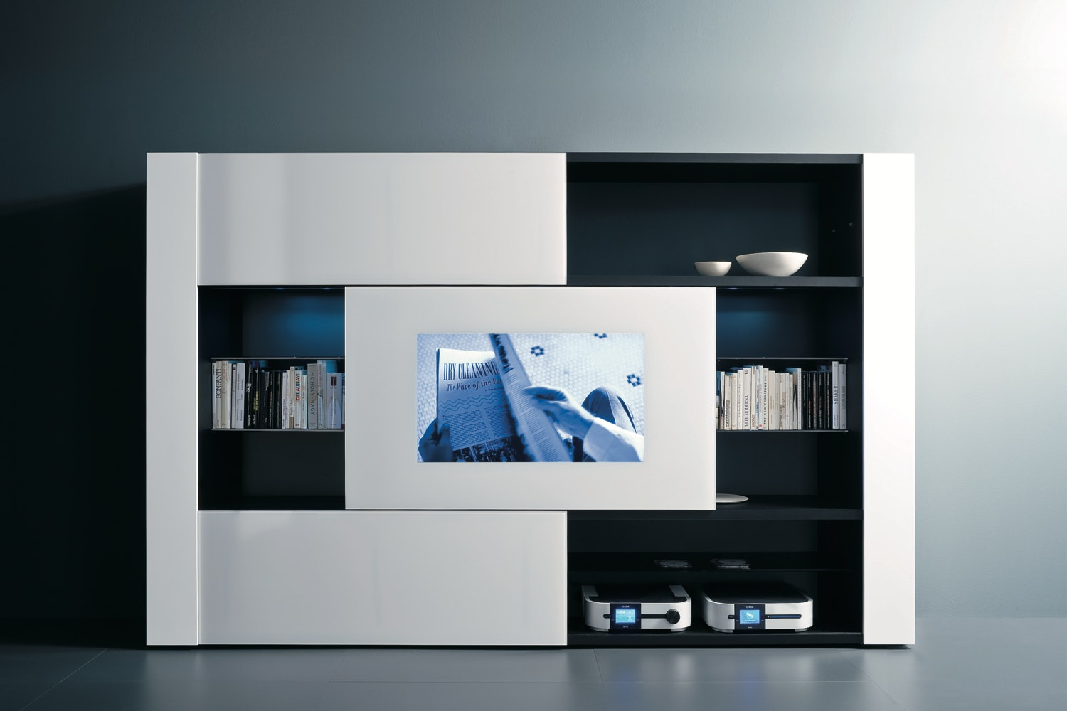 Tuttuno Storage Unit by Gabriele & Oscar Buratti for Acerbis