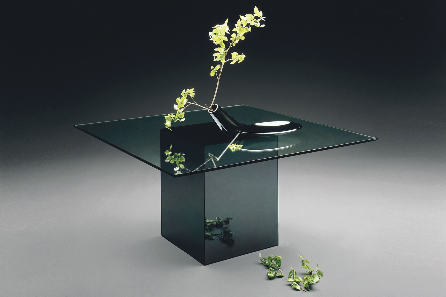 Blok Table by Nanda Vigo for Acerbis