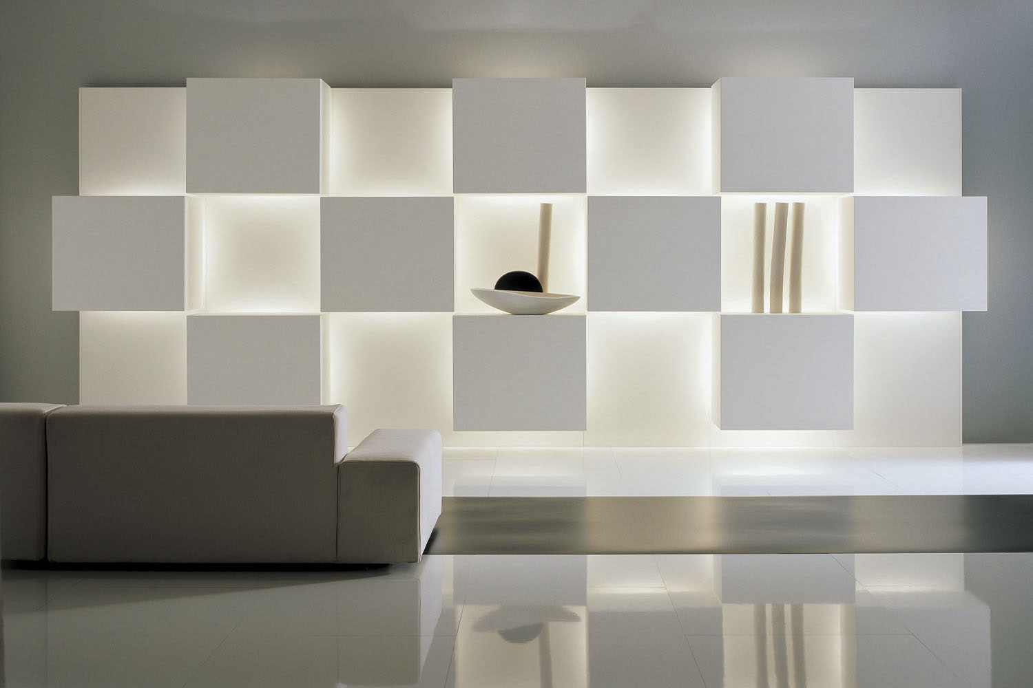 Life Wall Mounted Storage Unit by Roberto Monsani for Acerbis