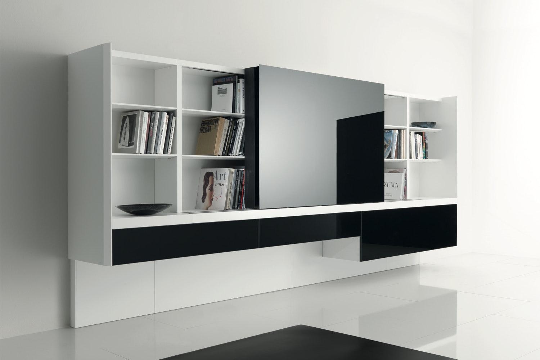 Newind Wall Mounted Storage Unit by Gabriele & Oscar Buratti for Acerbis