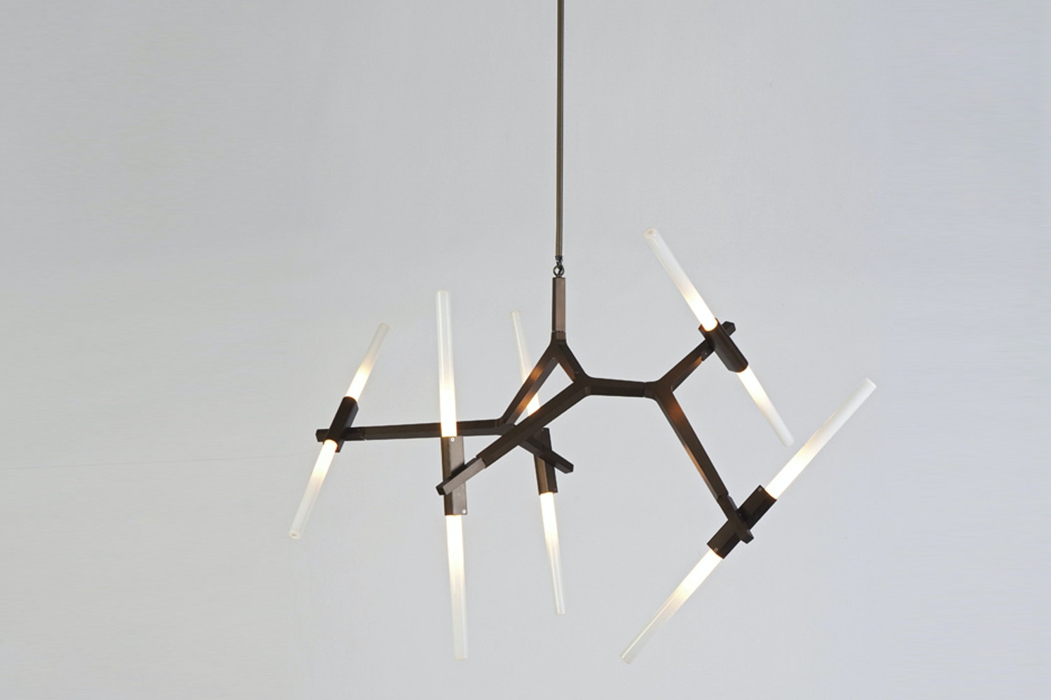Agnes Chandelier - 10 Bulbs by Lindsey Adams Adelman for Roll & Hill