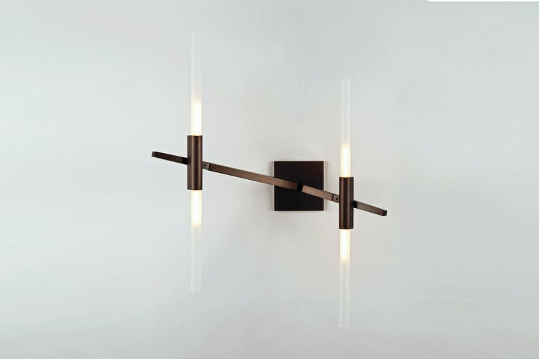 Agnes Sconce - 4 Bulbs Wall Lamp by Lindsey Adams Adelman for Roll & Hill