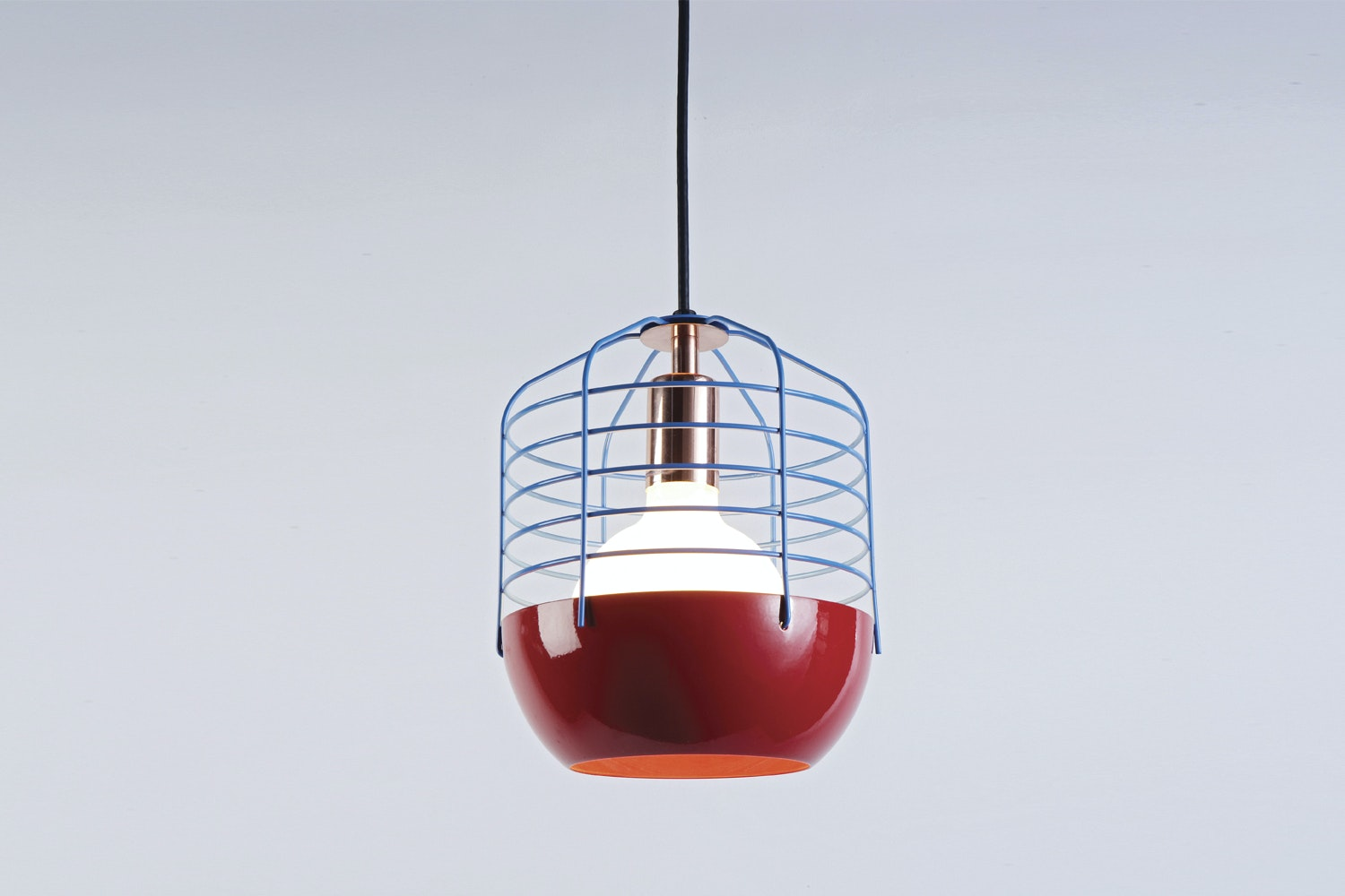 Bluff City Suspension Lamp by Jonah Takagi for Roll & Hill