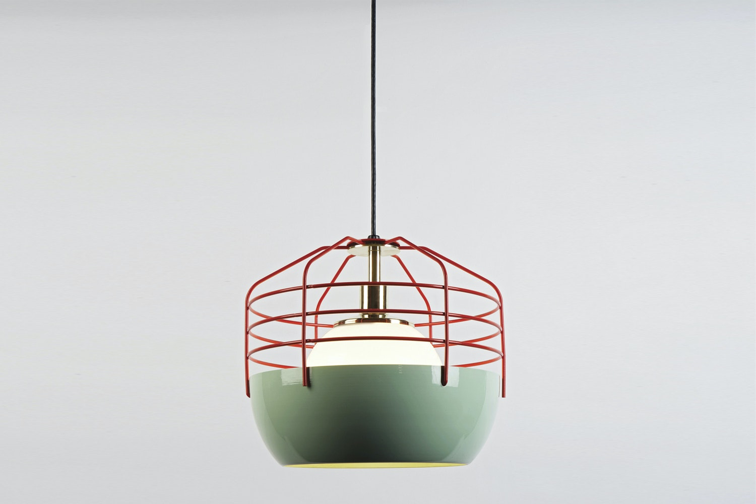 Bluff City Large Suspension Lamp by Jonah Takagi for Roll & Hill
