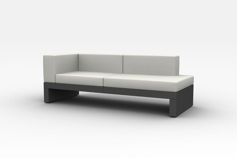 Hour sofa by claudio bellini for serralunga space furniture for Serralunga furniture