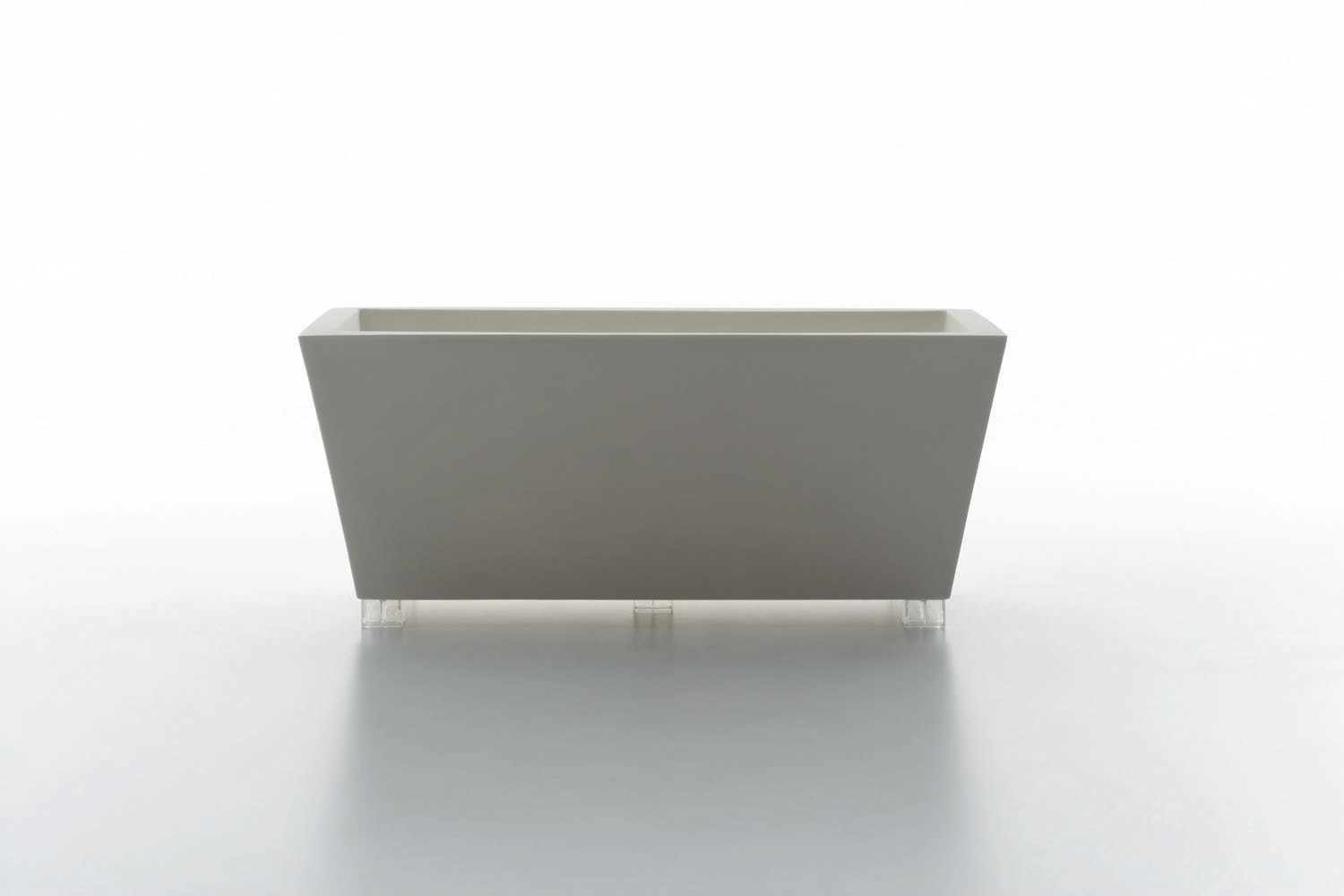 Kabin Long Pot by Luisa Bocchietto for Serralunga