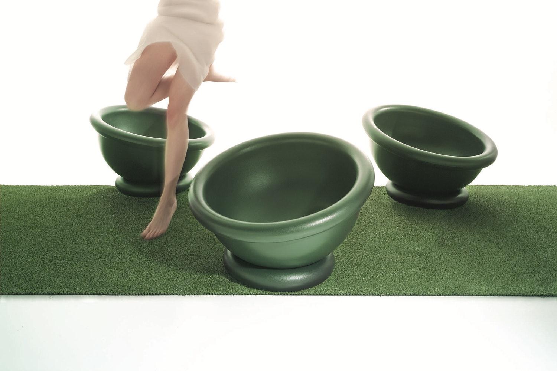 Kew Pot by Vico Magistretti for Serralunga
