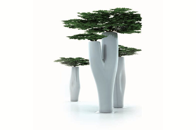 Missed Tree Pot by Jean-Marie Massaud for Serralunga