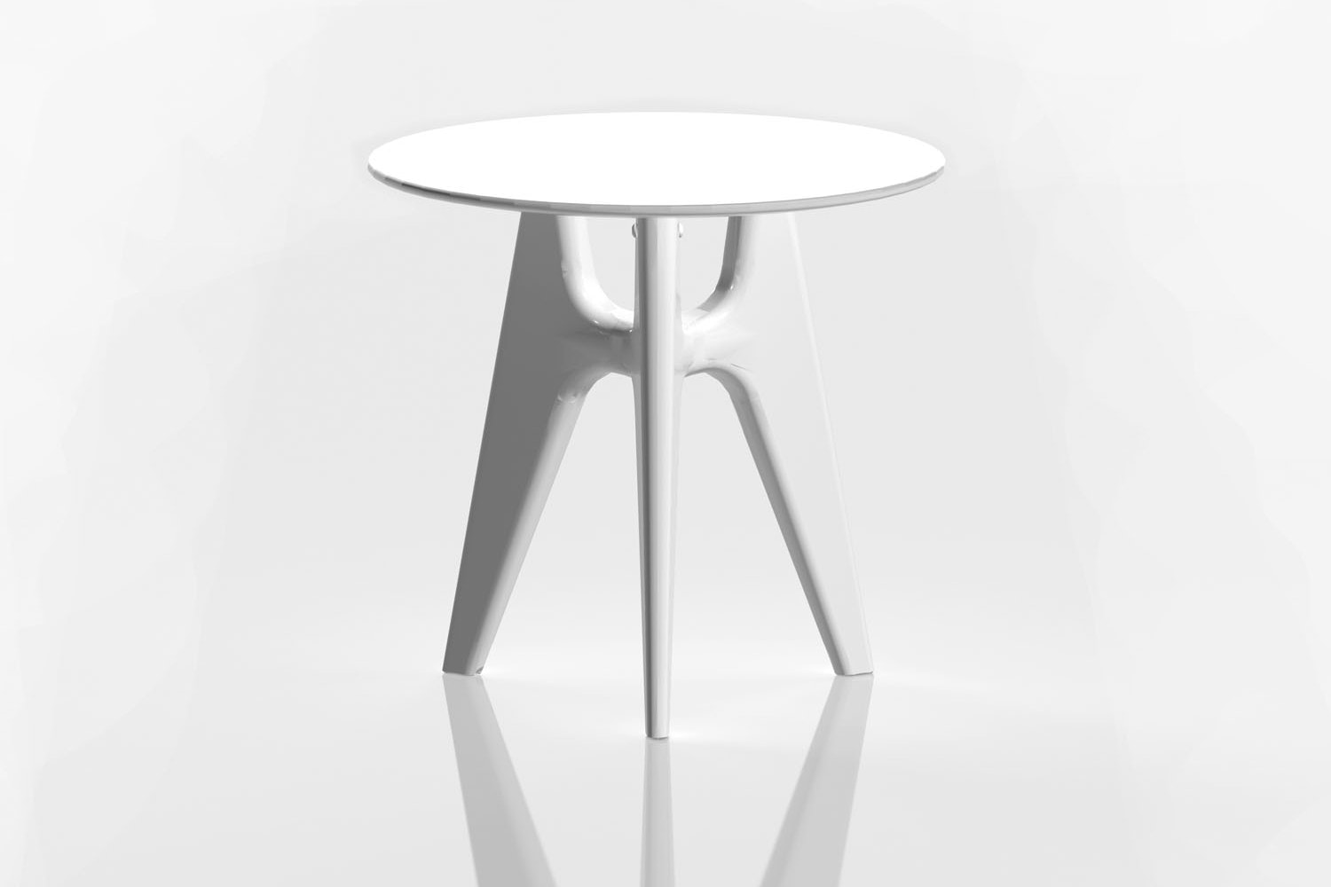 Notre Dame Table by Raffaella Mangiarotti for Serralunga