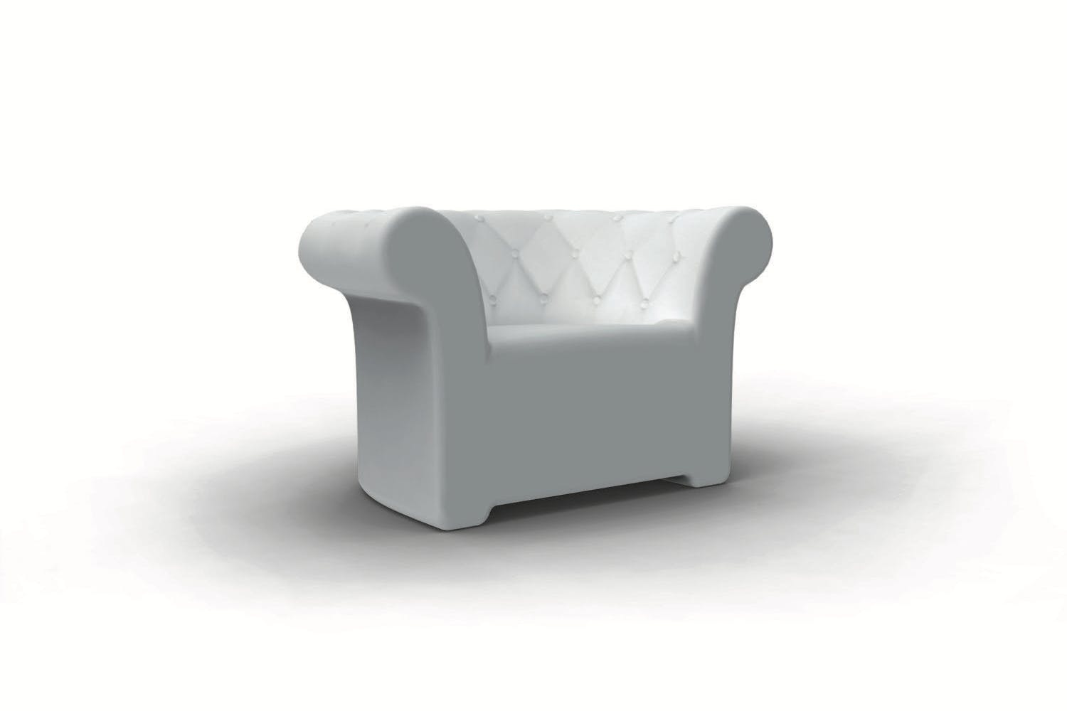 Sirchester armchair by deepdesign for serralunga space for Serralunga furniture