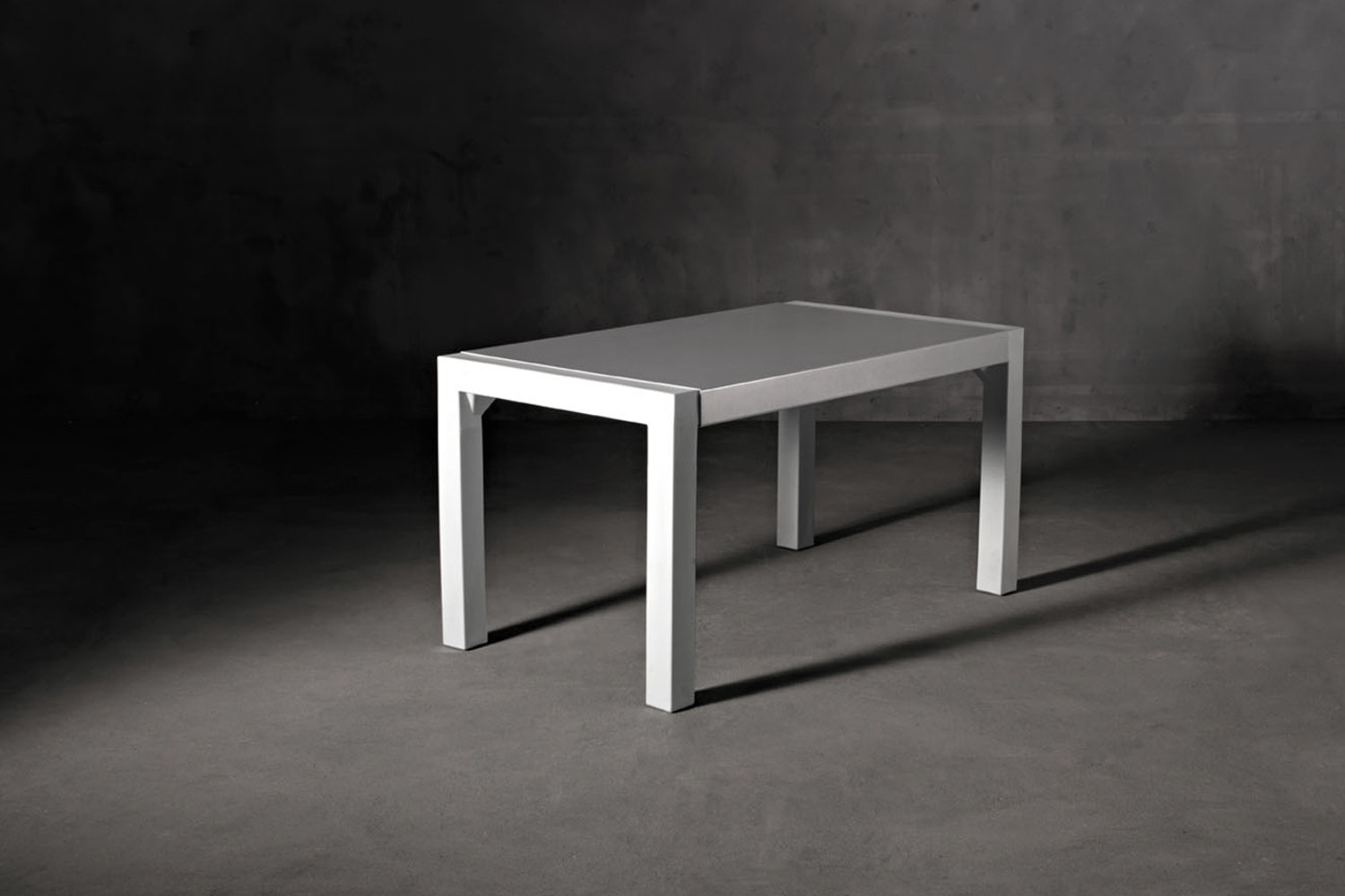 Svedese Extension Table by Gaspare Cairoli & Elisabetta Donzelli for Serralunga