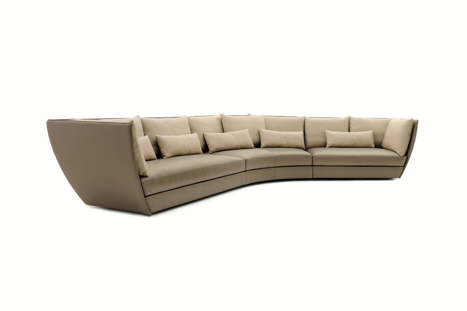 Dhow Sofa By Andrei Munteanu For Giorgetti Space Furniture