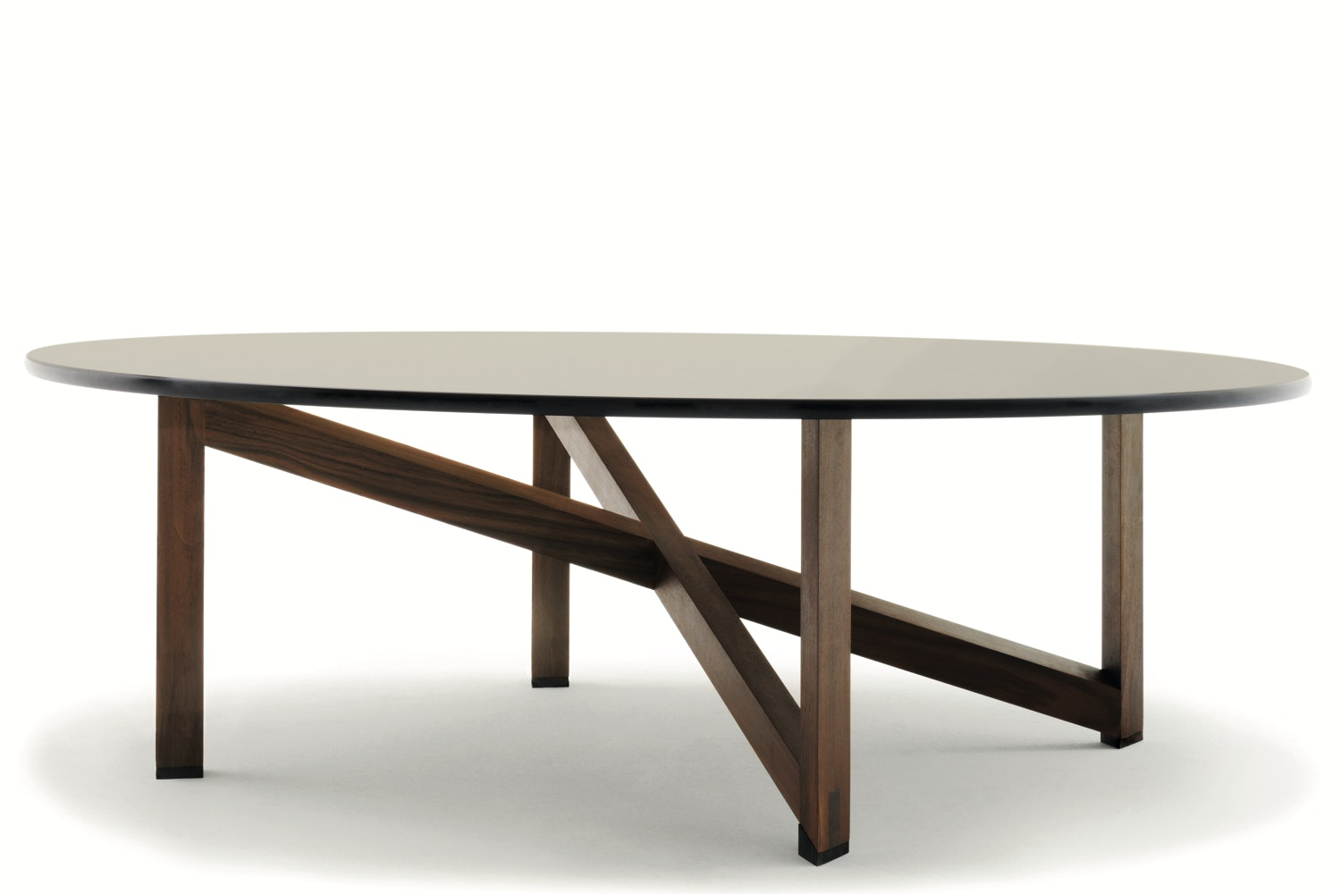 Leo Coffee Table by Laura Silvestrini for Giorgetti