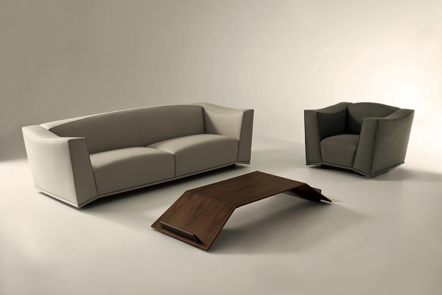 Mould Sofa by Andrei Munteanu for Giorgetti