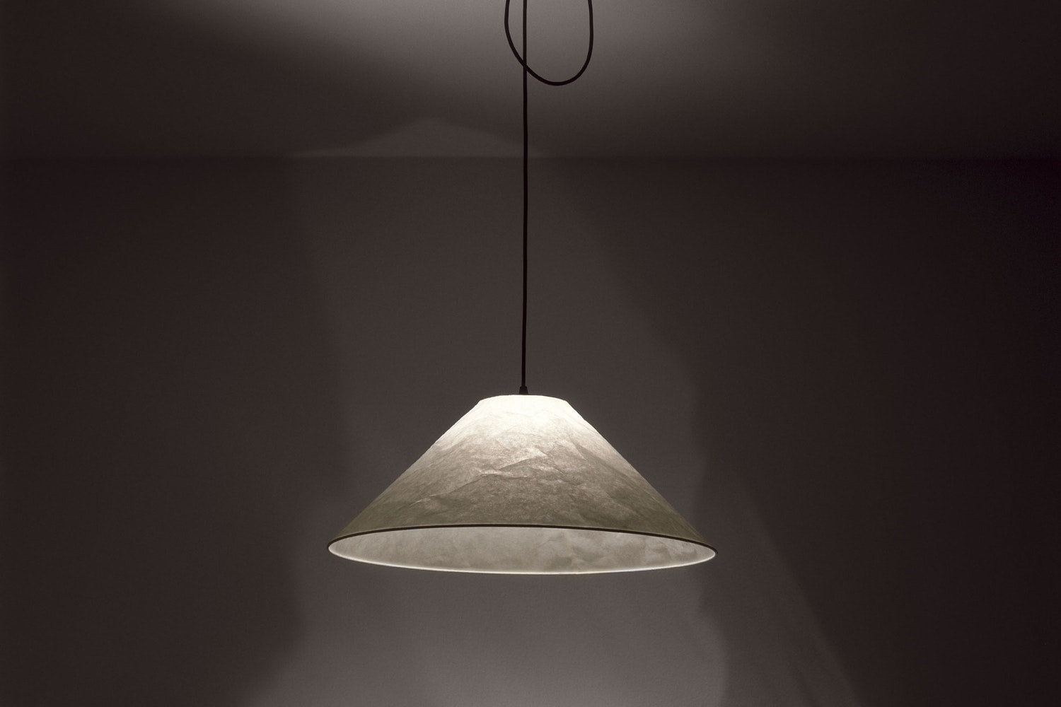 Knitterling Suspension Lamp by Ingo Maurer for Ingo Maurer