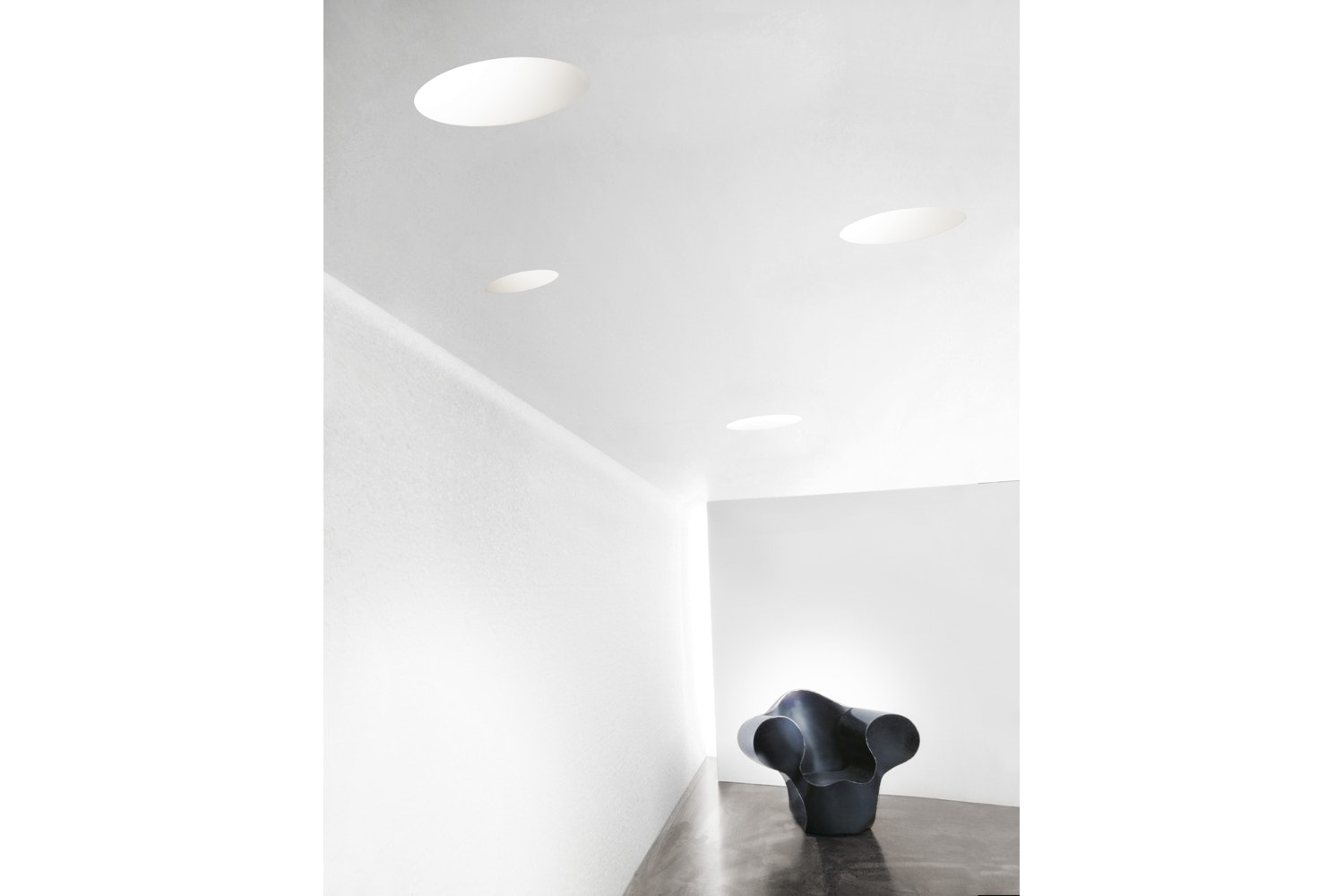 Light Cone Ceiling Lamp by Ingo Maurer for Ingo Maurer