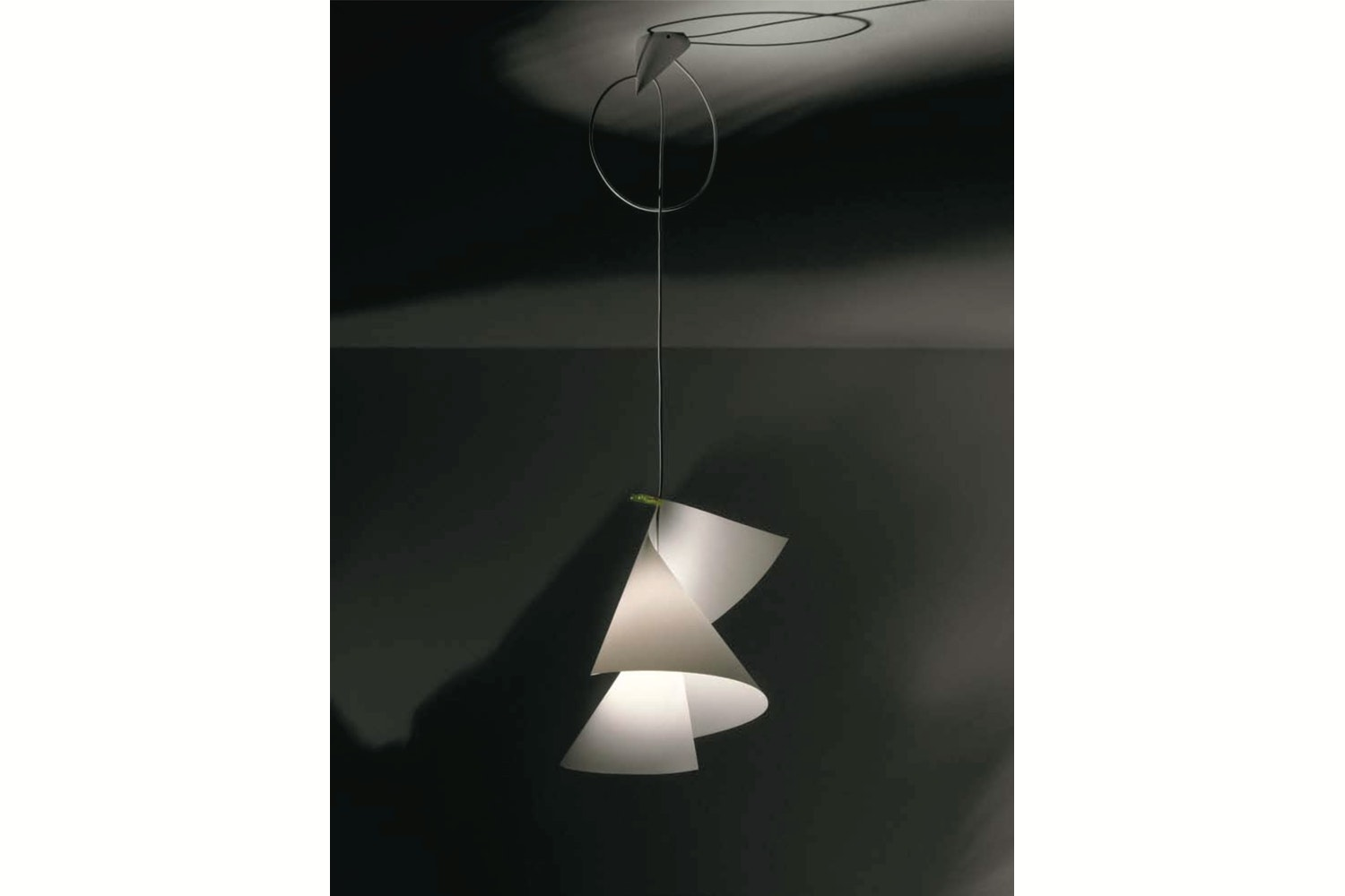 Willydilly Suspension Lamp by Ingo Maurer for Ingo Maurer