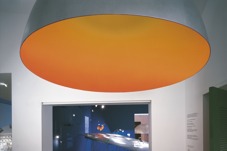 XXL Dome Suspension Lamp by Ingo Maurer for Ingo Maurer