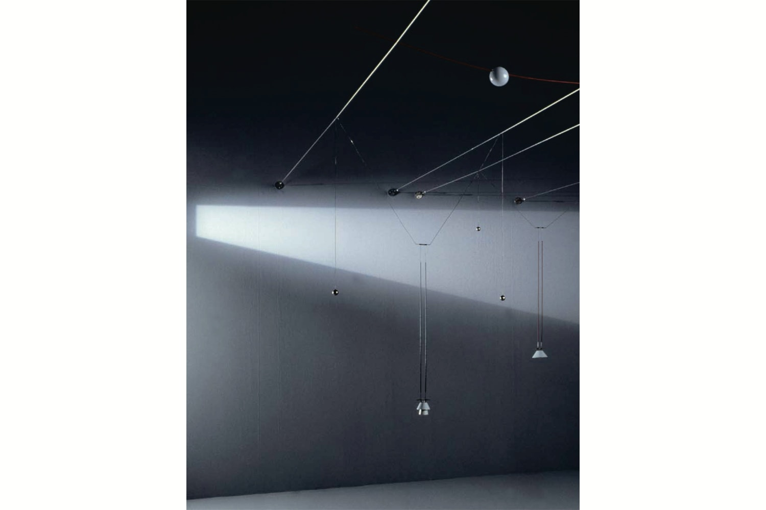 YaYaHo Light System by Ingo Maurer und Team for Ingo Maurer