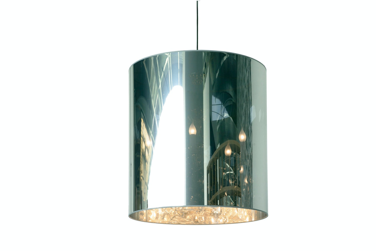 Light Shade Shade Suspension Lamp by Jurgen Bey for Moooi