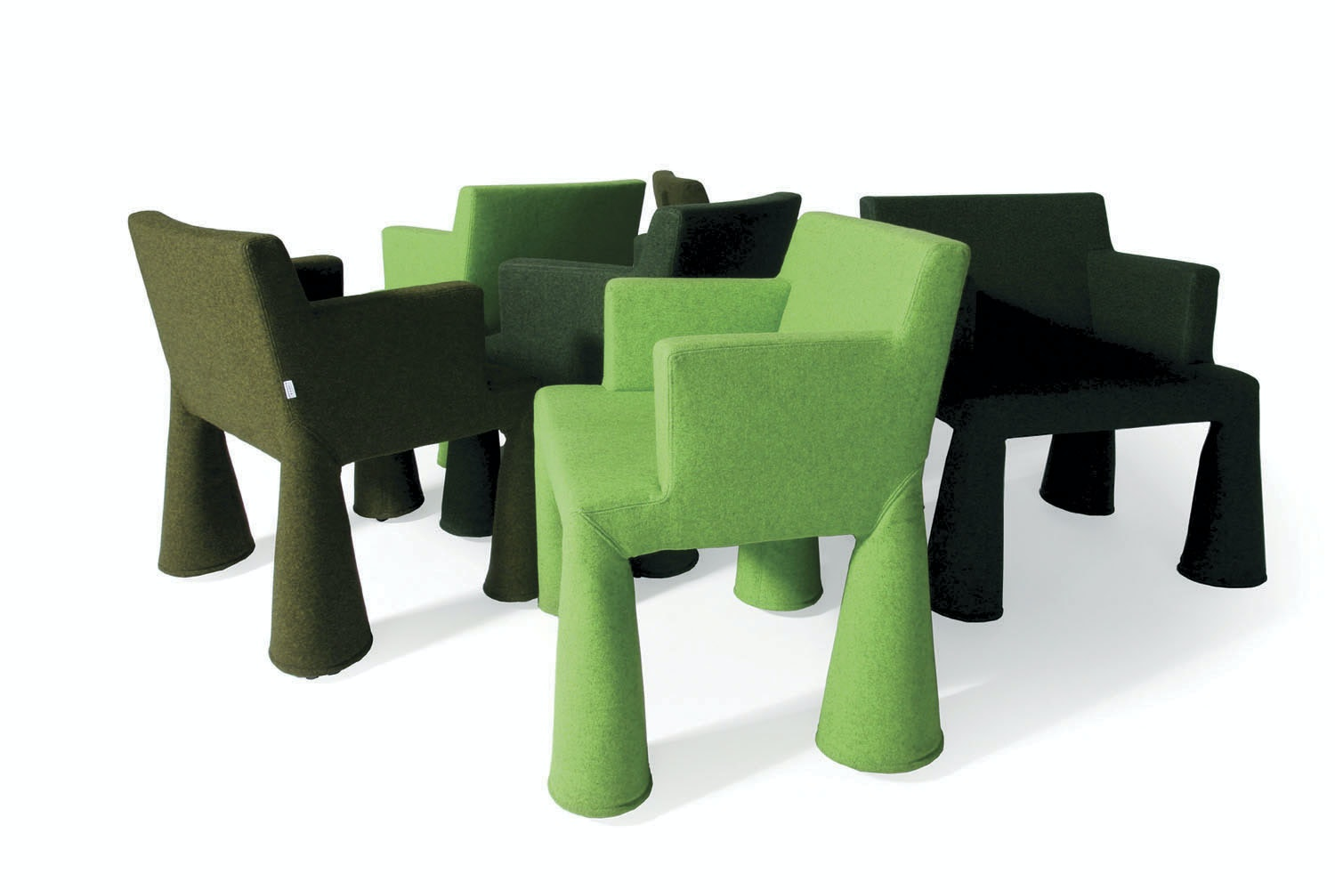 V.I.P. Chair by Marcel Wanders for Moooi