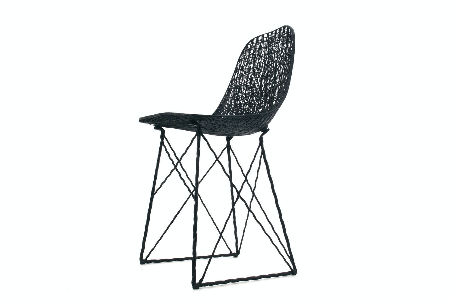Carbon Chair by Bertjan Pot & Marcel Wanders for Moooi