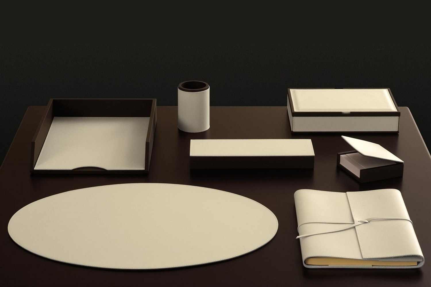Accessories for Writing Desks by Giorgetti