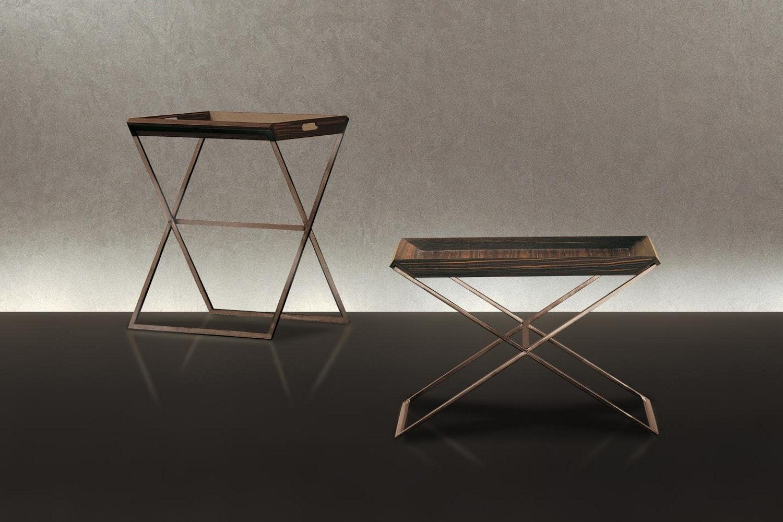 Dual Side Table by Centro Ricerche Giorgetti for Giorgetti