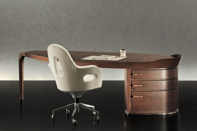 Erasmo Desk by Massimo Scolari for Giorgetti