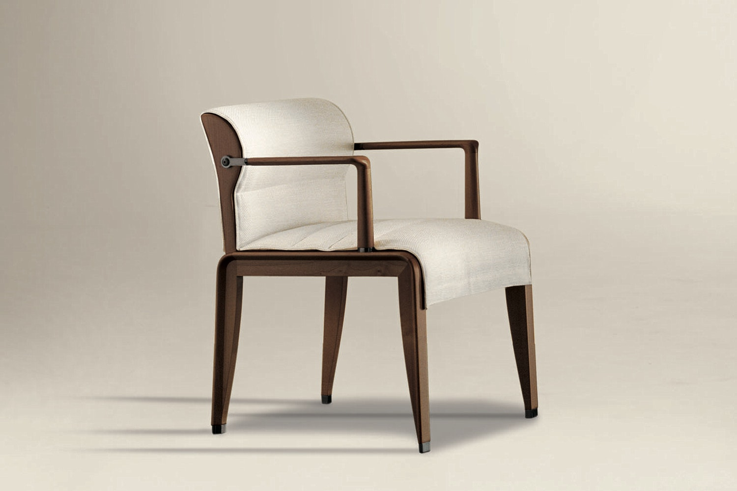 Ina Chair by Chi Wing Lo for Giorgetti