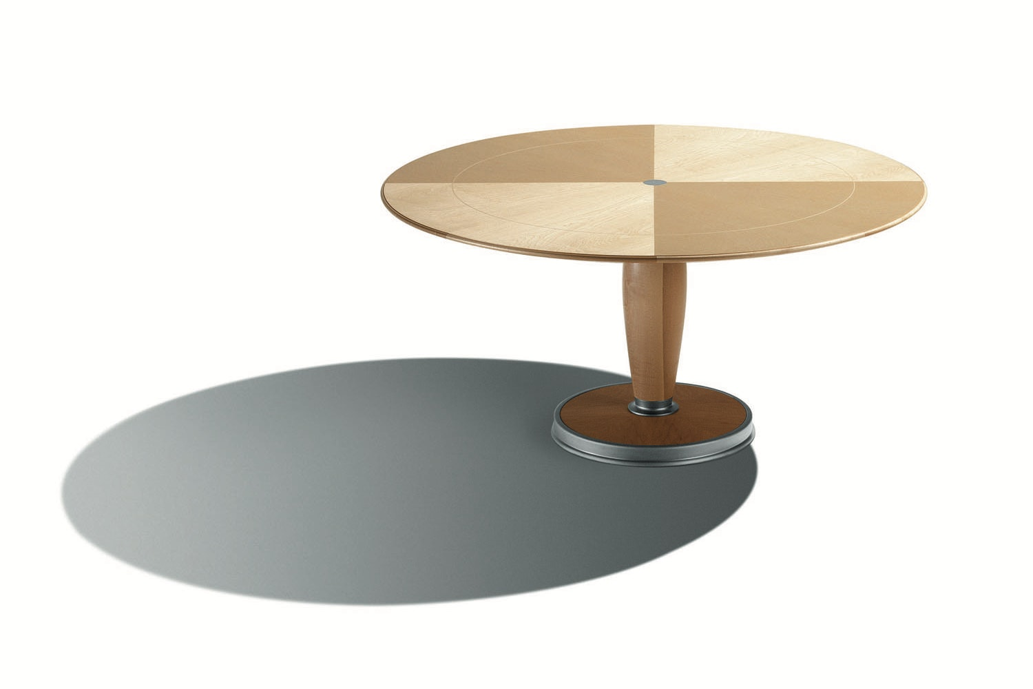 Isa Table by Chi Wing Lo for Giorgetti