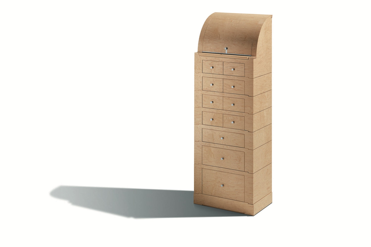 Lia Chest of Drawers by Chi Wing Lo for Giorgetti