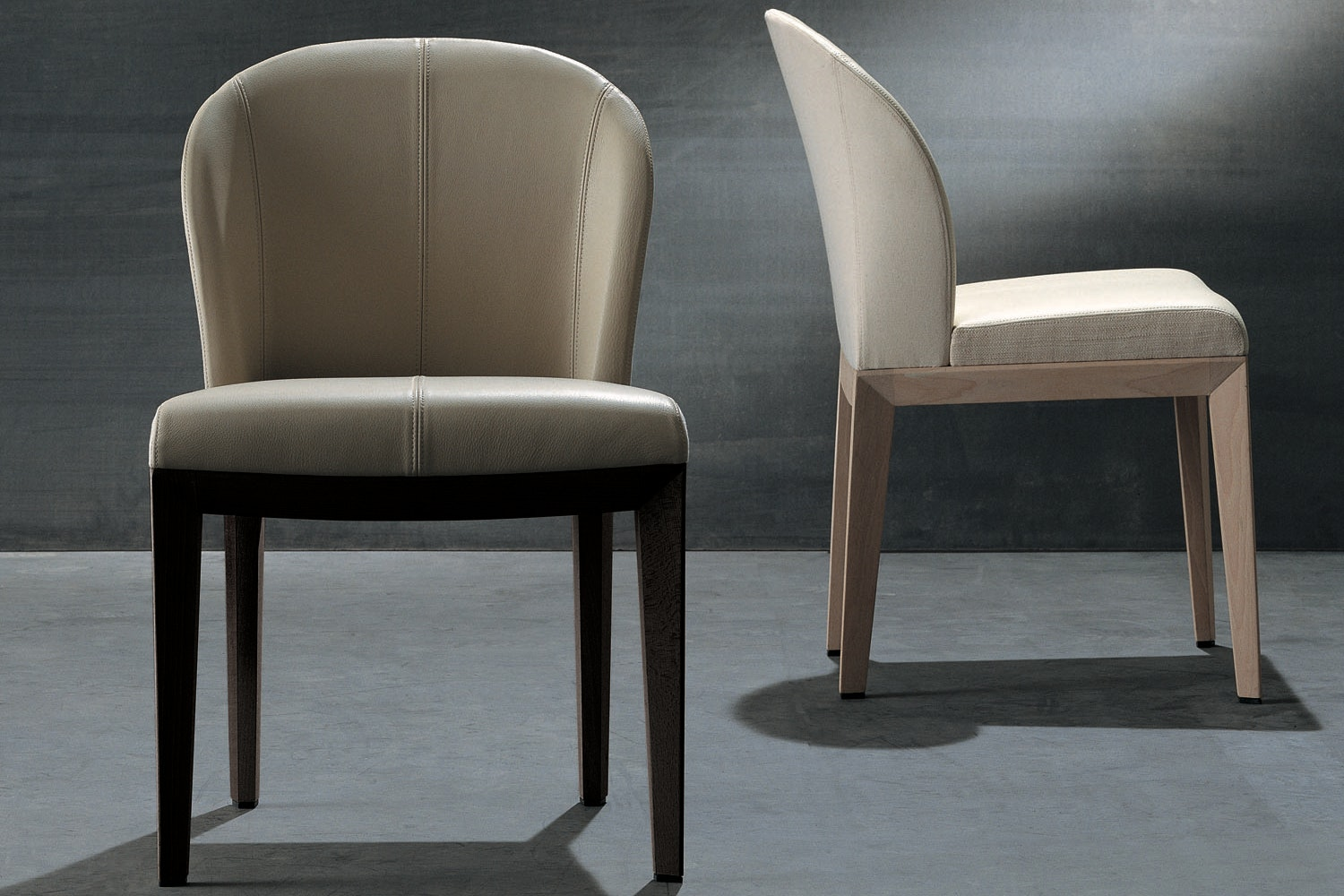 Normal Chair by Massimo Scolari for Giorgetti
