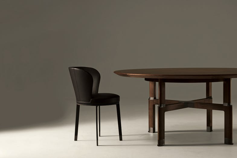 Ode Chair By Chi Wing Lo For Giorgetti Space Furniture