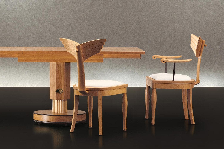 Olimpia Chair by Massimo Scolari for Giorgetti