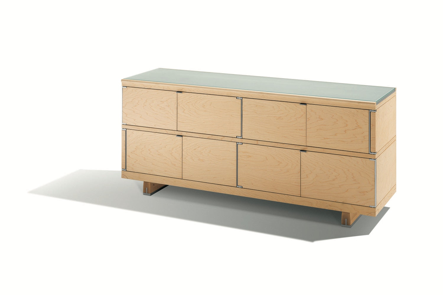 Olo Sideboard by Chi Wing Lo for Giorgetti