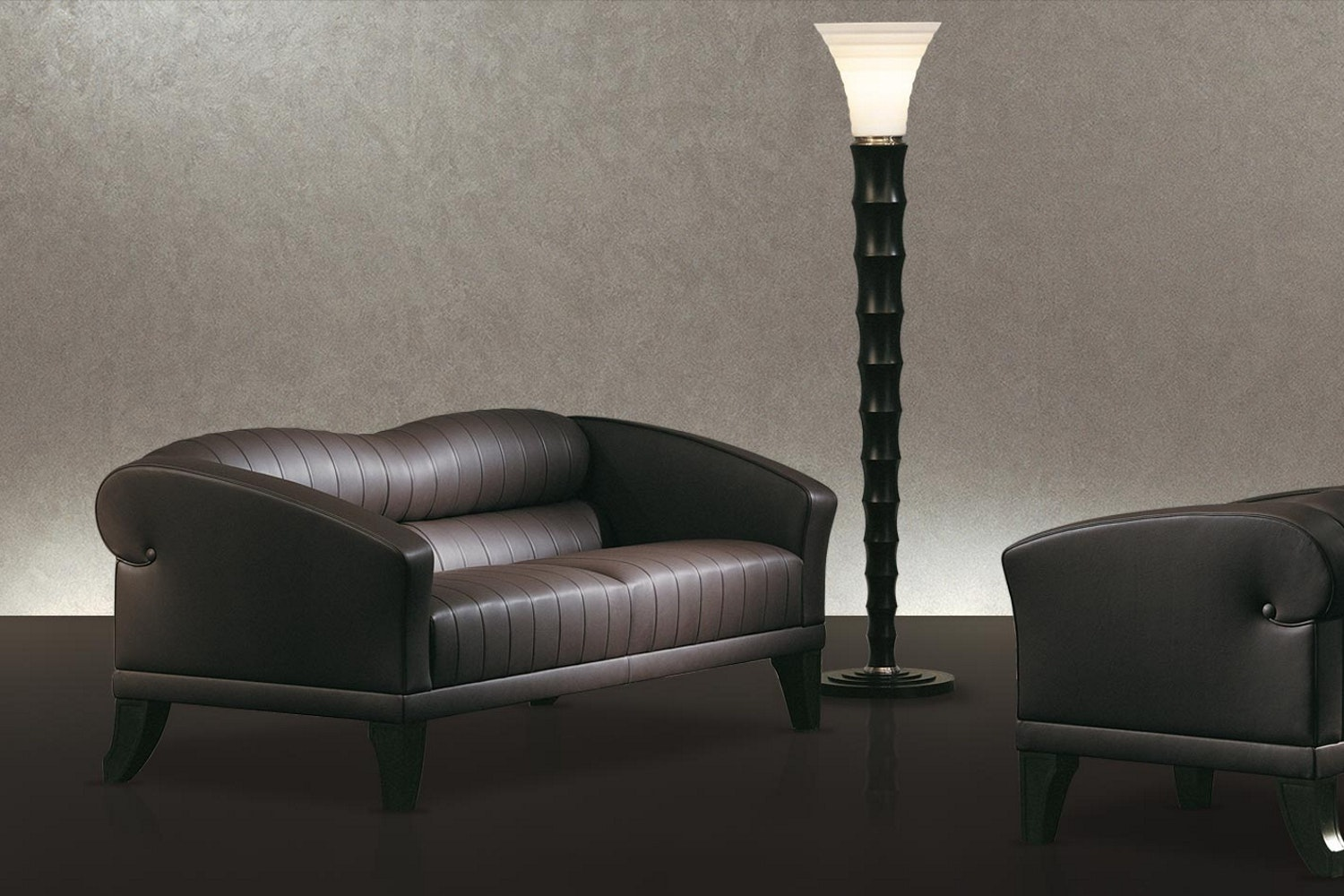 Ovis Sofa by Leon Krier for Giorgetti