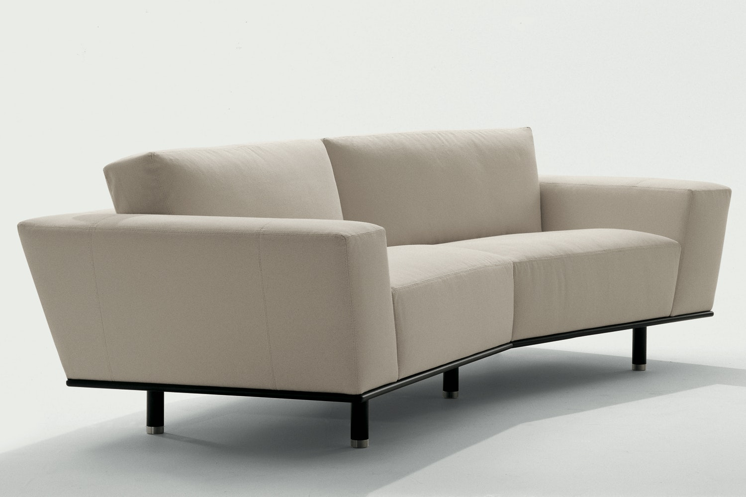 Regal Sofa by Antonello Mosca for Giorgetti
