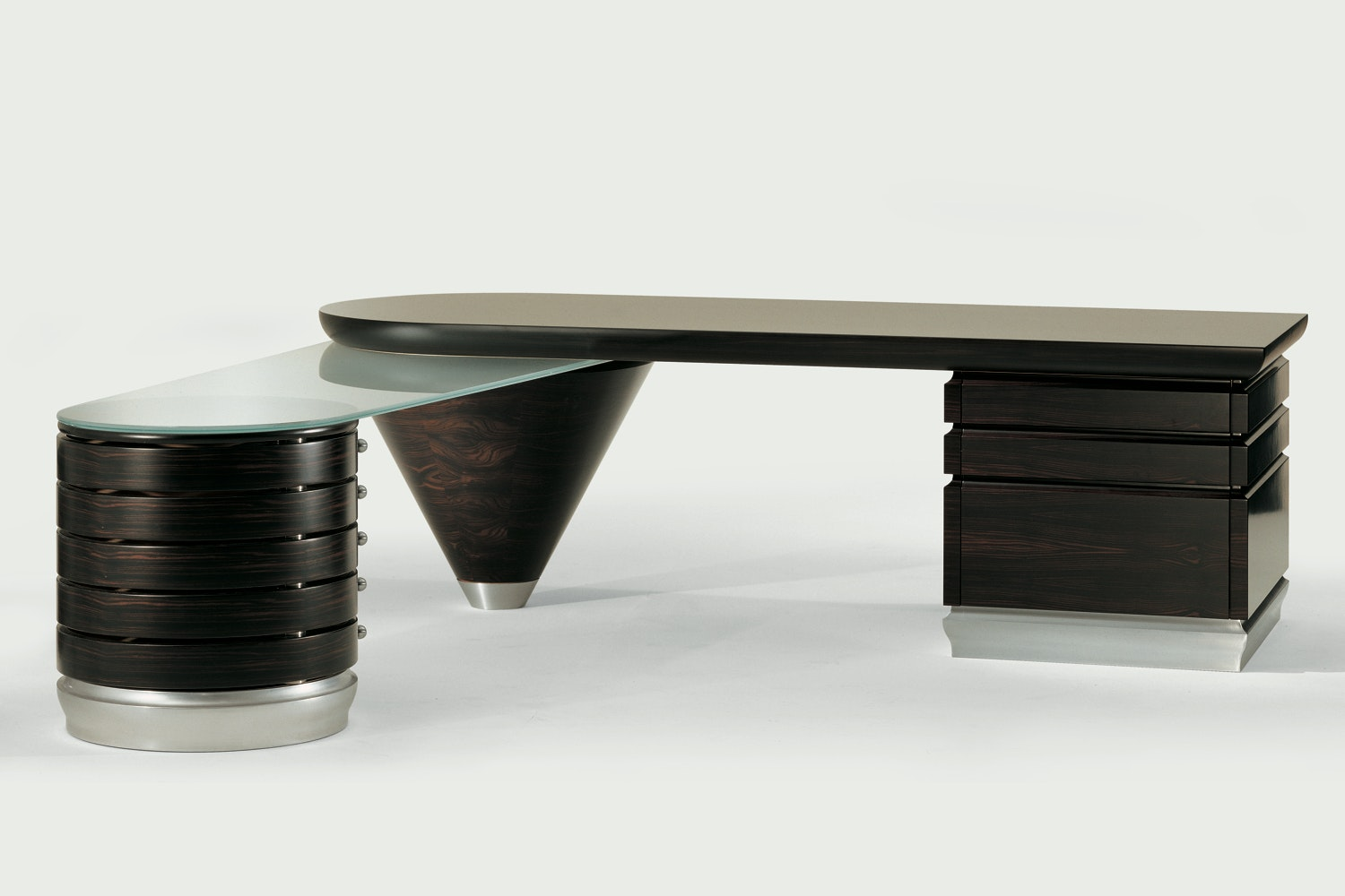 Scriptor Desk by Leon Krier for Giorgetti
