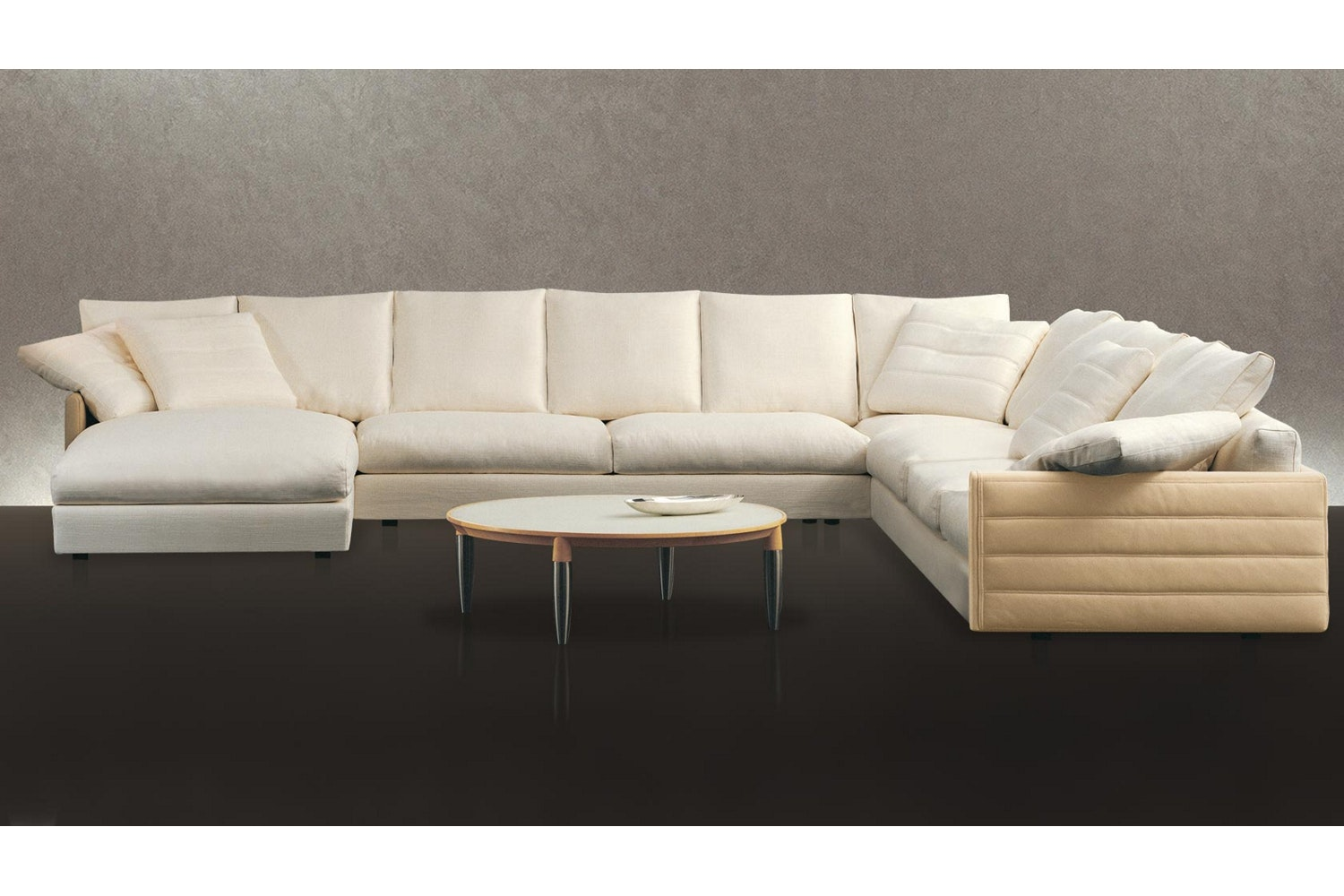 Wally Sofa by Antonello Mosca for Giorgetti