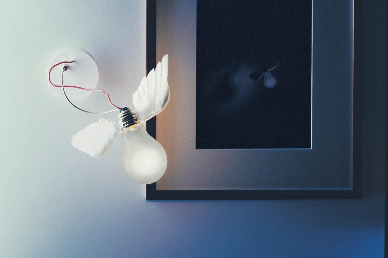 Lucellino NT Wall Lamp by Ingo Maurer for Ingo Maurer
