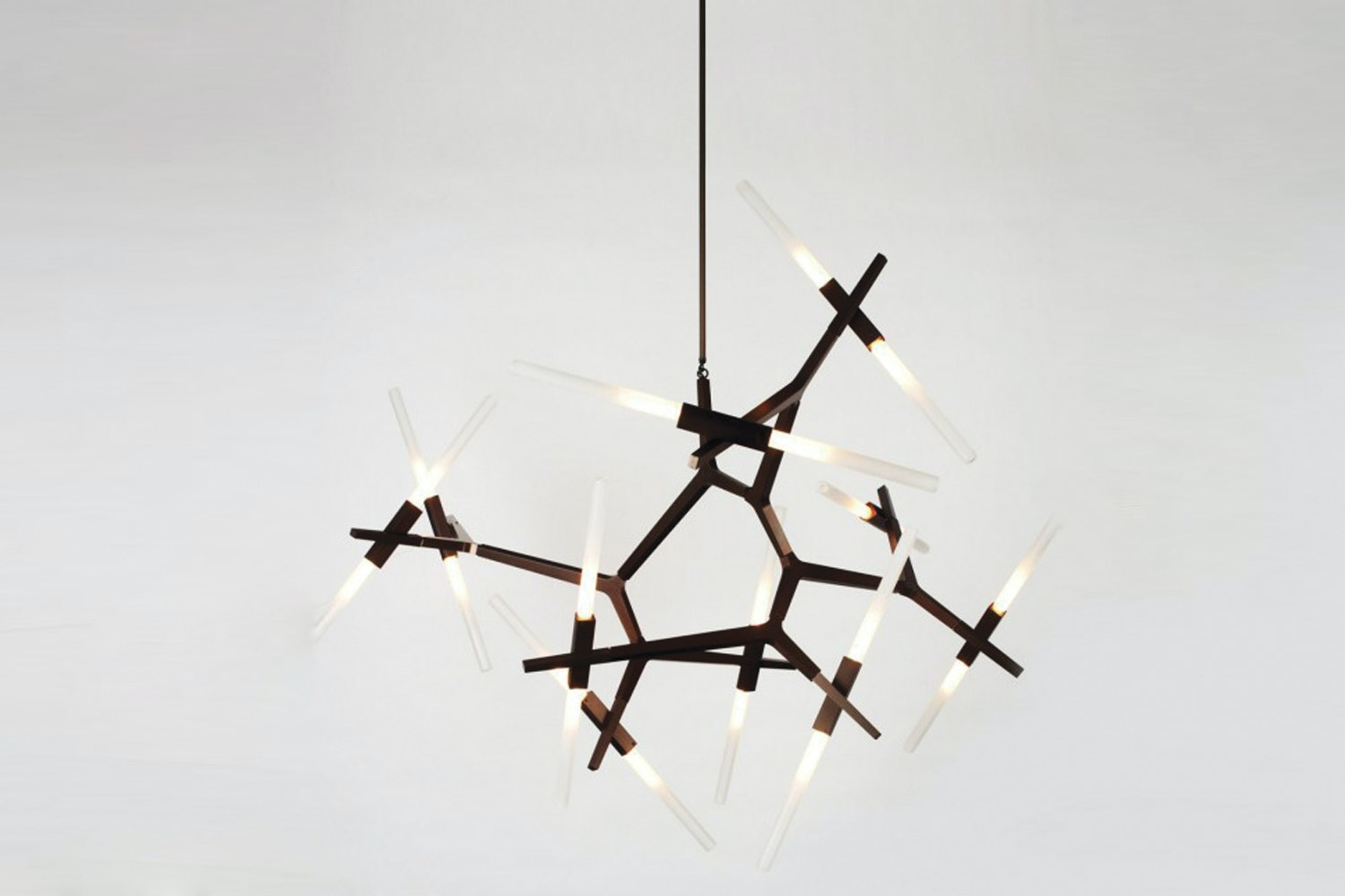 Agnes Chandelier - 20 Bulbs by Lindsey Adams Adelman for Roll & Hill