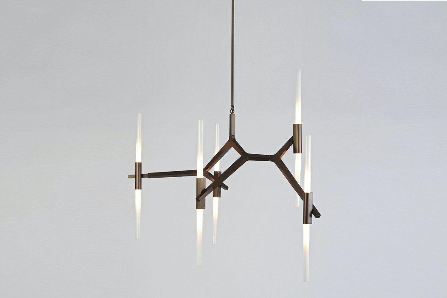 Agnes Chandelier 10 Bulbs By Lindsey Adams Adelman For
