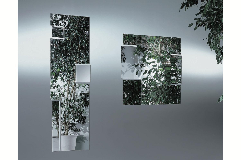 Hiroshi Mirror by Marta Laudani, Roberto Romanelli for Fiam Italia