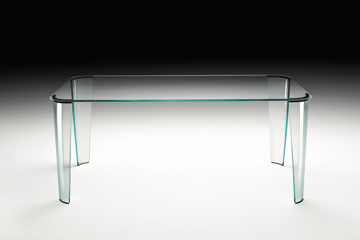 Montefeltro Table by Enzo Mari for Fiam Italia