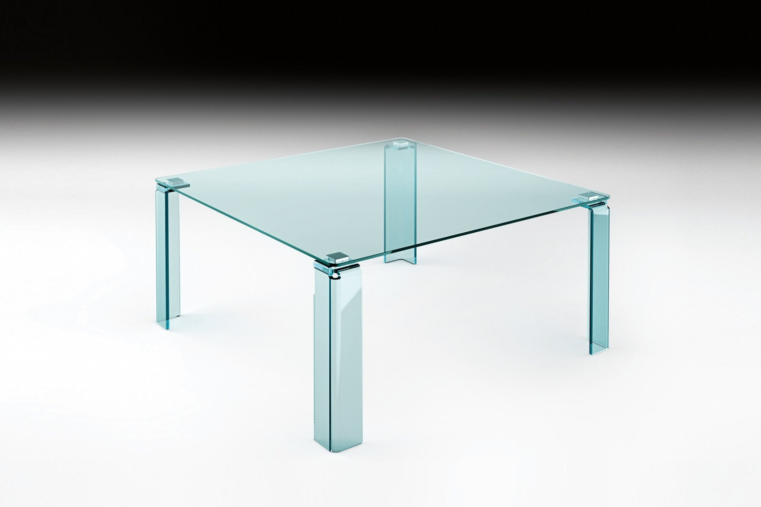 Newton Table by Vittorio Livi for Fiam Italia