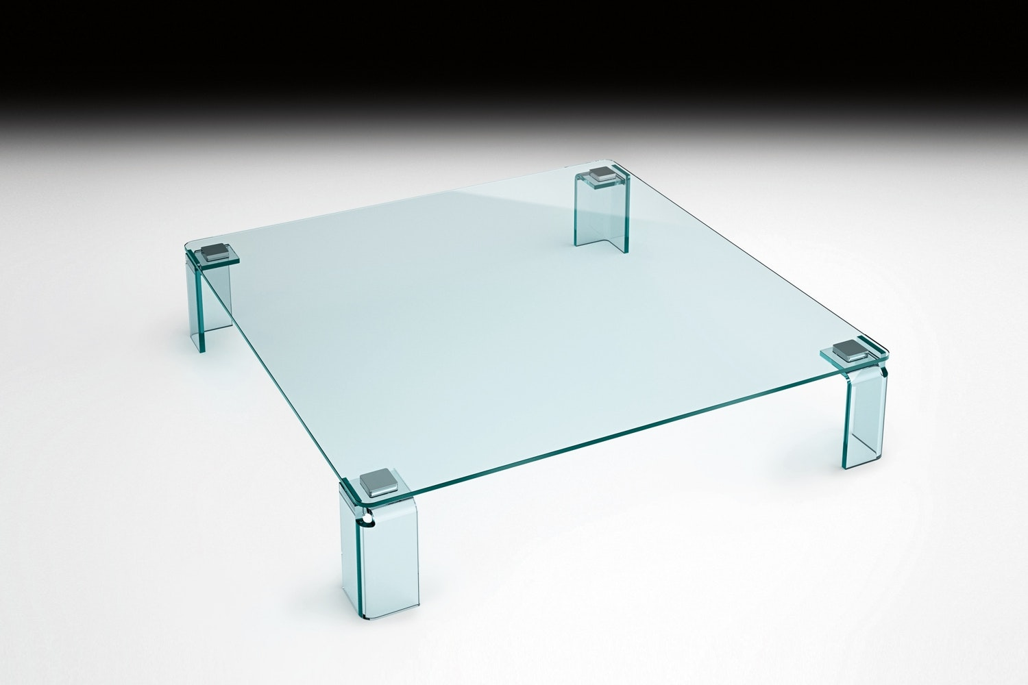 Newton Tavolino Coffee Table by Vittorio Livi for Fiam Italia