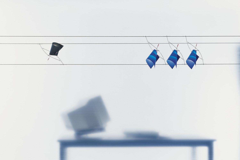BaKaRu Light System by Ingo Maurer und Team for Ingo Maurer