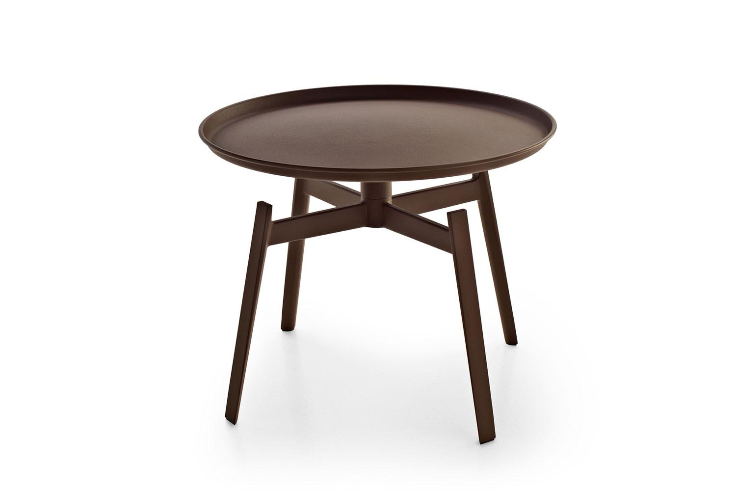 Husk Outdoor Side Table by Patricia Urquiola for B&B Italia